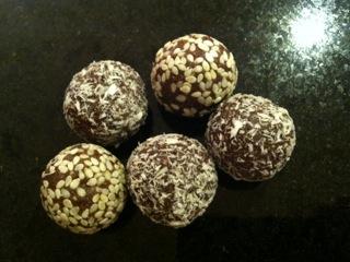 Xocolate Energy Balls
